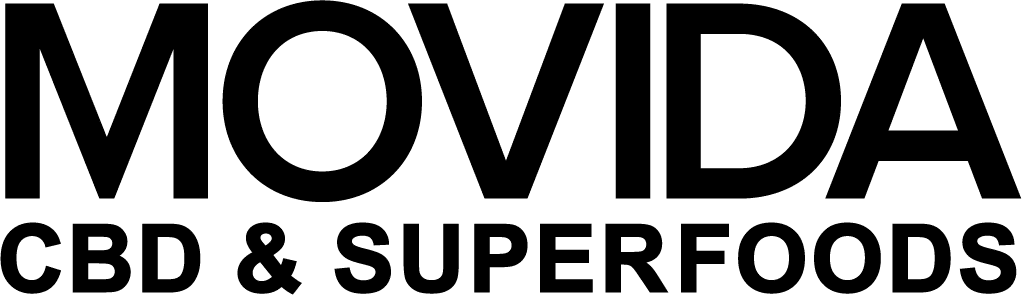Movida CBD SuperFoods Black